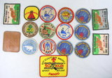 Collection of (17) Boy Scout Patches.