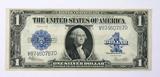 1923 US $1 Dollar Silver Certificate