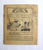 August 1931 Eye Opener Comic Booklet No.67. Complete. Fragle & Yellowed. Ve