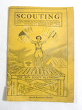 December 1916 Boy Scouts Tenderfoot Scouting Manual. Complete and in Good C