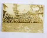 Vintage Fort Sheridan Army Photo