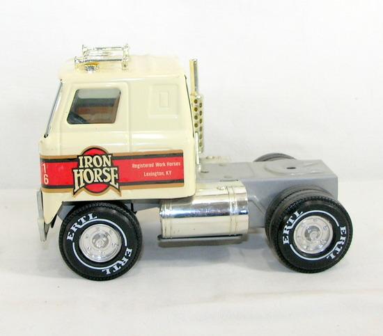 Vintage Ertl Iron Horse Tractor/Cab (No Trailor)