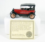 Diecast Replica of 1918 Chevrolet 490 Touring From National Motor Museum Mi