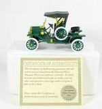 Diecast Replica of 1909 Ford From National Motor Museum Mint 1/32 Scale.  N