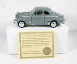 Diecast Replica of 1941 Chevrolet Deluxe From National Motor Museum Mint 1/