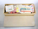 Vintage 1965 Phillips 66 Power Yacht Toy. Not Assembled and in Original Box