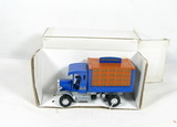 Golden Wheel Diecast Replica US Mail Truck. 1/43 Scale