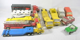 Lot of Used Played with Tonka Diecast Toys