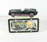 2004 DC Comics Lex Luthor Pack 'N Plates Batmobile Hot Wheel