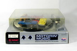 1996 Hot Wheels Motorin' Music 4-Car & 1-Record Diecast Collection. Limited
