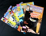 (4) Marvel Comics Presents Wolverine Comic Books Issue #s: 64, 66, 70, 70.
