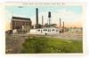 01.  Printed Post Card:  1930's Hoberg Paper and Fibre Division, Green Bay,