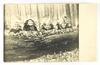 10.  RPPC:  c1910 Schneider, Santo & Summers Girls Frolic in the Woods near