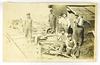 12.  RPPC:  c1910 Carl Shimik (Likely Tombstone Pizza Family) and Wm. Johns