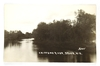 27.  RPPC:  1920's Chippewa River, Bruce, Wis.  CONDITION:  Mint.  VALUE: