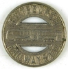 61.  Pennsylvania Nickel Transportation Token:  Pittsburgh Railways Co. – T