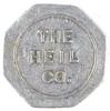 64.  Wisconsin Aluminum Trade Token:  The Heil Co. (Milwaukee) –Good for 5c