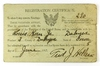 90.  1917 United States Military Registration Card for Louis Korn, Jr. Prec