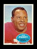 1960 Topps Football Card #114 Hall of Famer Joe Perry San Francisco 49ers.