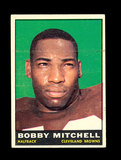 1961 Topps Football Card #70 Hall of Famer Bobby Mitchell Cleveland Browns.