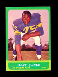 1963 Topps ROOKIE Football Card #44 Rookie Hall of Famer Dave