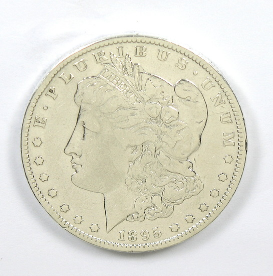 274. 1895-O Morgan Silver Dollar