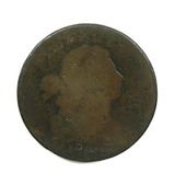 10.  1798  U.S. Draped Bust Large Cent