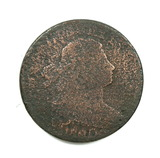 11.  1800  U.S. Draped Bust Large Cent