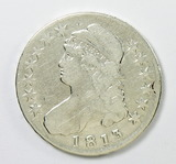77.  1813   Capped Bust 50 Cent