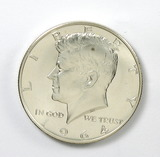 144.    1964   Kennedy Half Dollar Proof  Silver