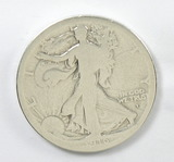148.    1916-S Walking Liberty Half Dollar, Obv.