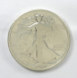 149.    1917 Walking Liberty Half Dollar