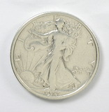 150.    1917-S Walking Liberty Half Dollar Rev.