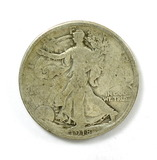 152.    1918   Walking Liberty Half Dollar