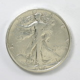 154.    1918-S  Walking Liberty Half Dollar