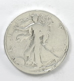 155.    1920    Walking Liberty Half Dollar