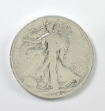 156.    1920-S  Walking Liberty Half Dollar