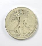 157.    1921    Walking Liberty Half Dollar