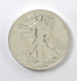 160.    1927-S  Walking Liberty Half Dollar