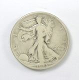 162.    1933-S  Walking Liberty Half Dollar