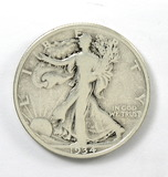 164.    1934    Walking Liberty Half Dollar