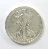 165.    1934-D  Walking Liberty Half Dollar