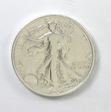 166.    1934-S  Walking Liberty Half Dollar