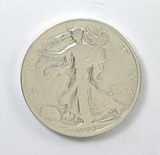 167.    1935    Walking Liberty Half Dollar