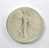 172.    1936-D  Walking Liberty Half Dollar