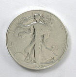 173.    1937    Walking Liberty Half Dollar