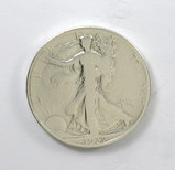 174.    1937-D  Walking Liberty Half Dollar