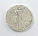 177.    1939    Walking Liberty Half Dollar