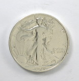181.    1940-S  Walking Liberty Half Dollar