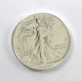 182.    1941    Walking Liberty Half Dollar
